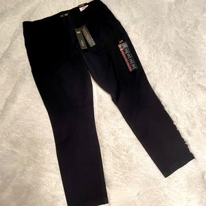 NWT!! Navy Blue Pants-Stretch with no Zipper
